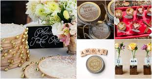 diy wedding favors 40 frugal diy wedding favors your guests will actually want to