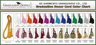 custom graduation tassels tassels and honor cords manufacturer in china