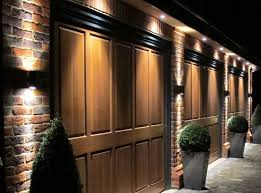 exterior garage lighting ideas 25 uniquely awesome garage lighting ideas to inspire you interior
