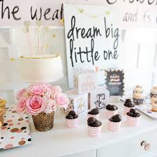 sweet pink confetti baby shower with shutterfly pink peppermint
