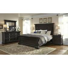 Molasses Classic Traditional  Piece King Bedroom Set Caldwell - Bedroom sets at rc willey
