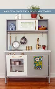 diy play kitchen ideas roundup 10 creative ikea play kitchen makeovers ikea play kitchen