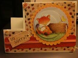 crafty corner woodland folk cards
