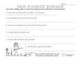 image result for my family kindergarten worksheets
