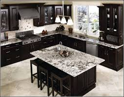 Kitchen Designs Awesome Cream Granite by Cabin Remodeling Awesome Cream Granite Countertop And Kitchen