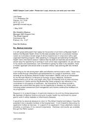Cover Letter For Medical Job 100 Cover Letter Sample Science Job Cover Letter For