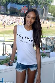 does mj from shas wear a wig jourdan dunn reveals she has been wearing wigs daily mail online
