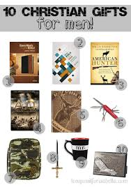 christian gifts the best christian gifts for men