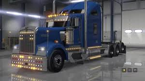 kenworth accessories kenworth w900 tri drive custom v1 0 by bu5ted american truck
