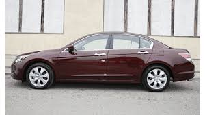 2008 honda accord ex l v 6 review roadshow