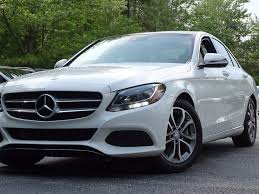 mercedes roswell ga 2017 used mercedes c class c 300 sedan at alm roswell ga