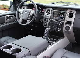 Chevrolet Suburban Interior Dimensions Can The 2015 Ford Expedition El Keep Up With The Chevrolet
