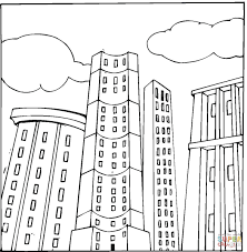 penthouses coloring page free printable coloring pages