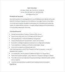 blank sample resume database engineer sample resume resumes cover
