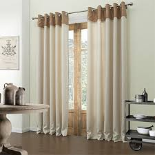 Grommet Blackout Drapes Rod Pocket Grommet Top Tab Top Double Pleated Two Panels Curtain