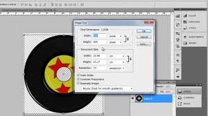 label templates for adobe photoshop how to design cd label in photoshop cs5 youtube