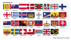 World Flag Religious Symbols Are Featured On A Third Of The World U0027s Flags