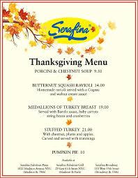 thanksgiving menu annaunivedu