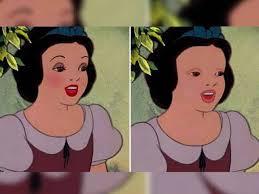 Snow White Meme - heres snow white without makeup imgur