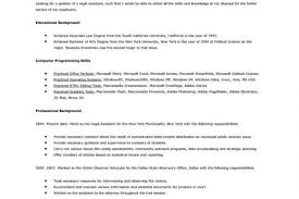 Sample Legal Assistant Resume by Resumes Legal Assistant Paralegal Resume Sample Writing Guide