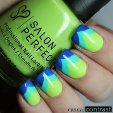 neon tips featuring salon perfect neon pop shades u2022 casual contrast