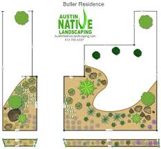 texas native plants xeriscape garden designer drought resistant designs in austin texas
