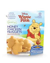 disney winnie pooh inspired nuggets golden platter
