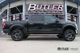 Ford F150 Truck Tires - ford f150 with 22in xd rockstar ii wheels exclusively from butler