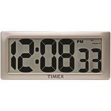 chic big digital wall clock 70 large digital wall clock with day