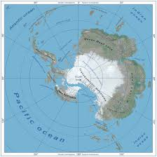 Antartica Map Antarctica Map English Version By Alexsone On Deviantart