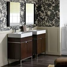 american standard bathroom cabinets american standard studio espresso porcelain and wood vanity
