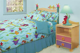 Starfish Comforter Set 100 Cotton Made In Usa Kids Bedding Set Twin Comforter