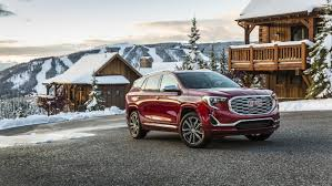 gmc terrain we reviewed the 2018 gmc terrain while test driving in yellowstone