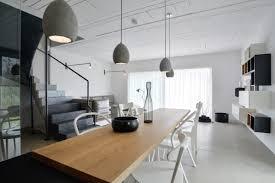 black white interior a family home with a black white interior design milk