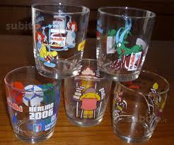 bicchieri della nutella bicchieri nutella ferrero collezionismo in vendita a imperia