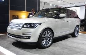 range rover rose gold automotive car manufacture car