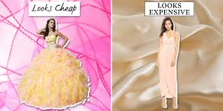 10 reasons your formal dress looks cheap
