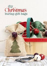 burlap gift bags diy burlap gift bags live laugh rowe