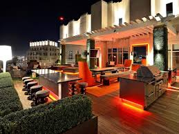 207 best rooftop terrace bar images on meals