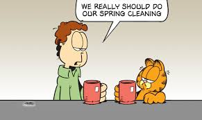 Springcleaning Dust Off The Cobwebs With These Spring Cleaning Comics Read