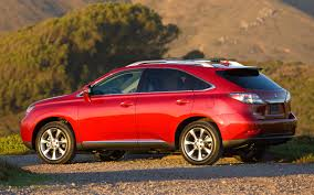 lexus rx red recalled lexus expands floor mat repair to cover 2010 rx 350 and