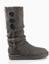 womens knit boots ugg cardy boots ebay