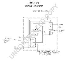 8mr2175f alternator product details prestolite leece neville