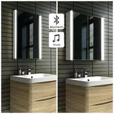 appealing heater in bathroom mirror infrared heating panels