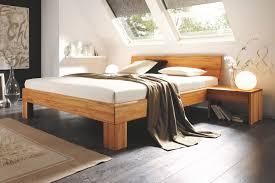 Schlafzimmer Bett Auf Raten M U0026h Bett 1020 Kernbuche Massivholz Möbel Letz Ihr Online Shop