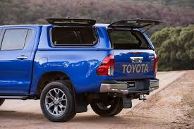 toyota hilux new toyota hilux receives a plethora of rugged accessories to make