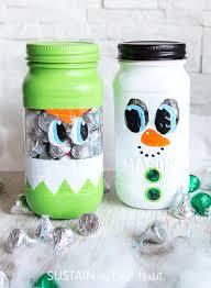 mason jar christmas ideas sustain my craft habit