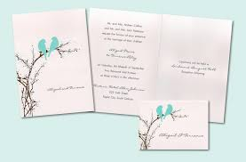 bird wedding invitations nature inspired wedding invitations with bird silhouette in