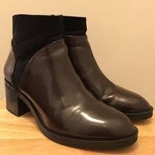 zara womens boots s high heel ankle boots zara on poshmark