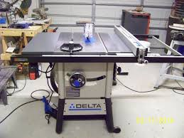 delta table saw for sale review delta 36 725 contractor table saw by thetinman